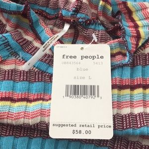 Free People Tops - Free people lightweight Top L